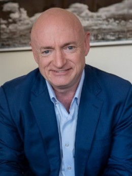Photo of Mark Kelly